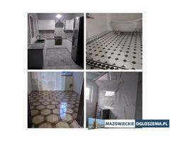 Kompleksowe remonty, wykończenia domów i mieszkań, mycie elewacji oraz inne prace remontowe